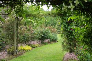 La Péfolière Garden